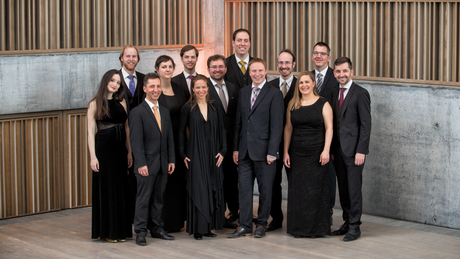 Vox Luminis at the Bachfest Leipzig