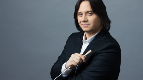 "Gabriel Bebeșelea appointed Principal Conductor of the ""George Enescu"" Philharmonic"