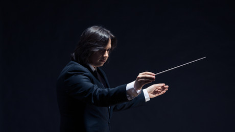 "Gabriel Bebeșelea presents Haydn, Shostakovich with the ""Transylvania"" State Philharmonic Orchestra"