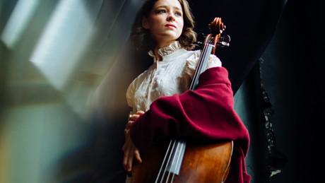 Anastasia Kobekina performs at the Wigmore Hall