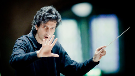 "Michael Sanderling with the Orchestra Sinfonica di Milano ""Giuseppe Verdi"""