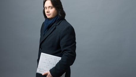 Gabriel Bebeșelea with the Sofia Philharmonic