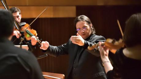 Gabriel Bebeșelea presents the Musica Ricercata Festival