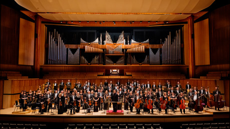 "Philharmonia Orchestra at the ""George Enescu"" Festival"