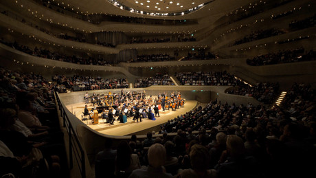 Romanian Youth Orchestra at the Elbphilharmonie