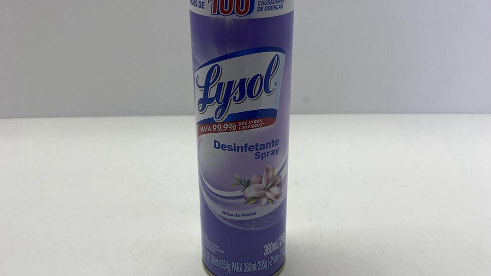 Lysol Disinfectant Spray Lavender Scent