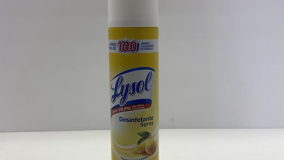 Lysol Disinfectant Spray Lemon Scent