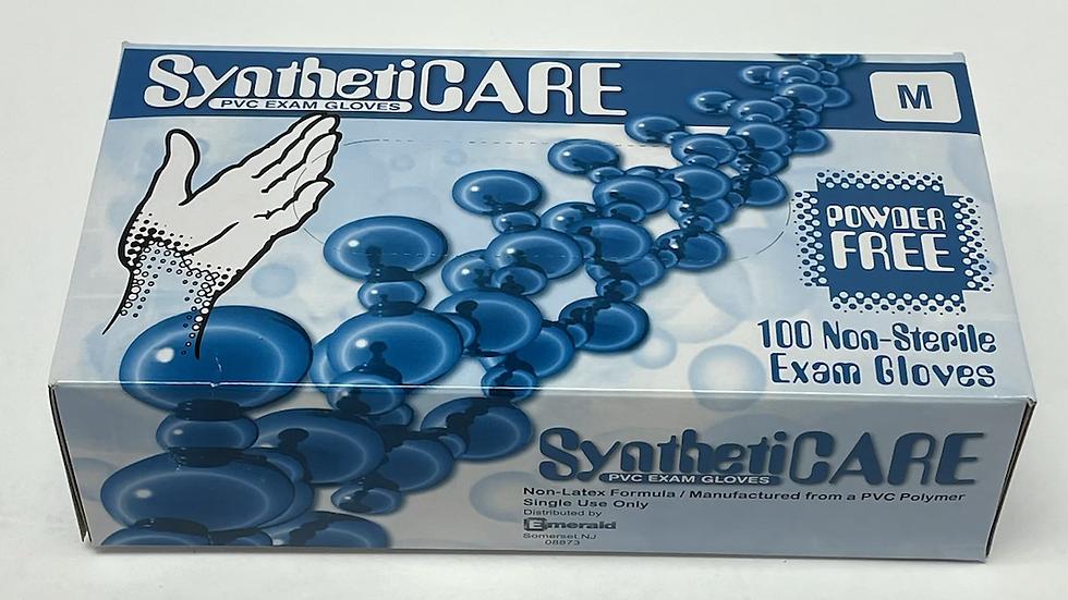 Emerald SynthetiCare Vinyl Exam Gloves