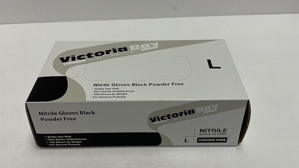 Victoria Bay Powder Free Nitrile Gloves General Purpose
