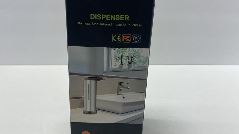 Dispenser Stainless Steel Infrared Induction Touchless
