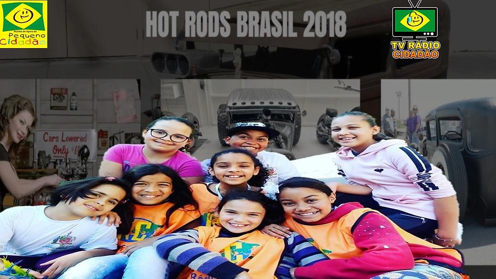 rataryclubrudgeramos - ongpequenocidadao - hot rods brasil