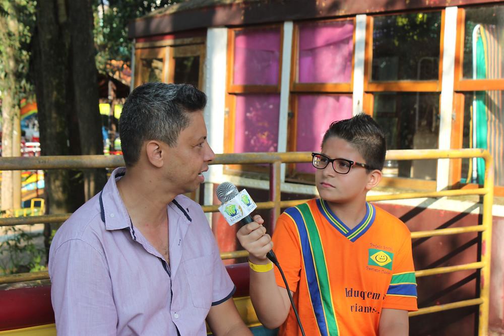 Projeto TV Rádio Cidadão - Ricardo Nadelli - ONG Pequeno Cidadão