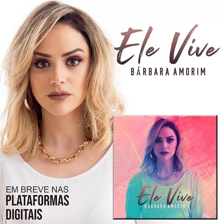 Barbara Amorim - Ong Pequeno Cidadão - Musica gospel 2019 - Renascer praiser - igreja renascer em cristo