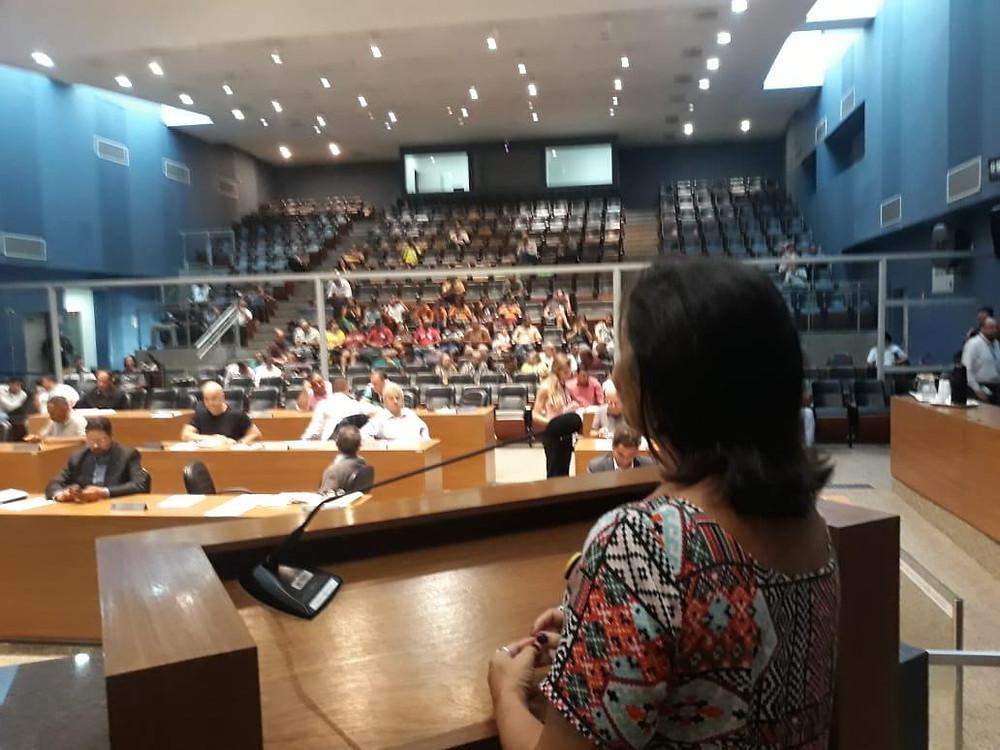 ongpequeno cidadao - camera dos vereadores sbc  - crianças