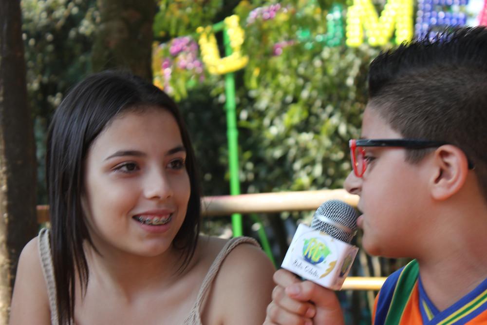 Entrevista com a cantora Isabella Miranda