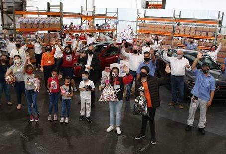 Volkswagen Anchieta arrecada alimentos, roupas e brinquedos para ONG de São Bernardo