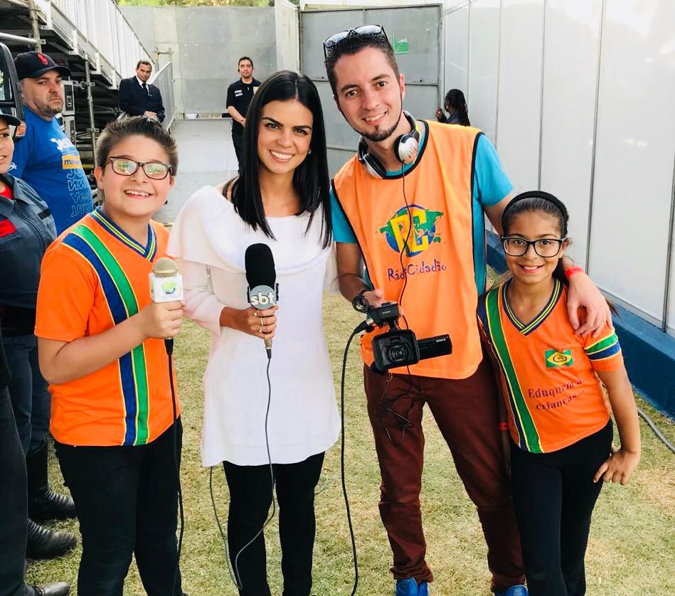 sbt - marcha para Jesus 2018 - videos marcha para jesus 2018 - ong pequeno cidadão - ong no abcd - crianças em ação - web radio - web tv - radio infantil