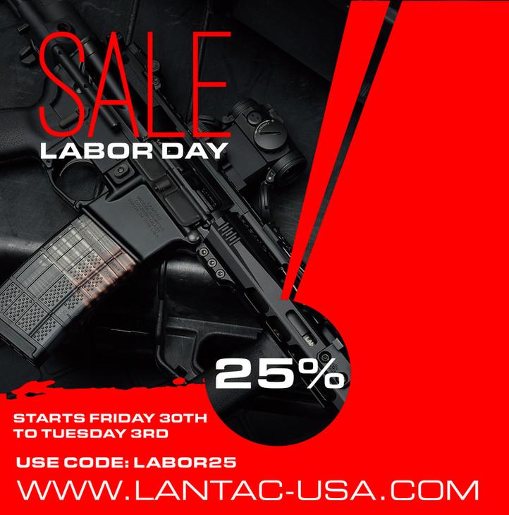 Lantac Labor Day Sale