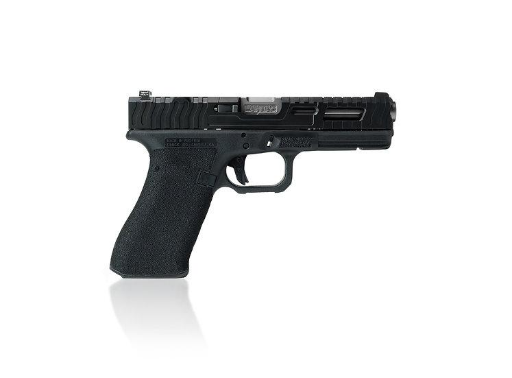 RAZORBACK™ Complete Pistol G17. Satin Stainless.
