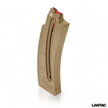 S & W M&P 15-22 .22LR 25Rnd Magazine FDE