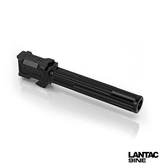 Glock 9INE G17 Non-Threaded Upgrade Barrel (Black)
