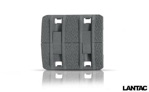 Magpul XTM Enhanced Grey 4 Pack