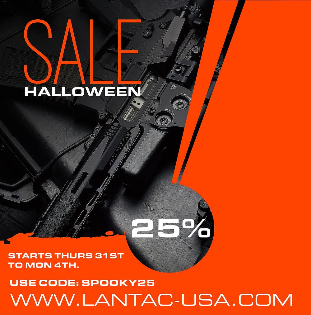 Lantac Halloween Sale