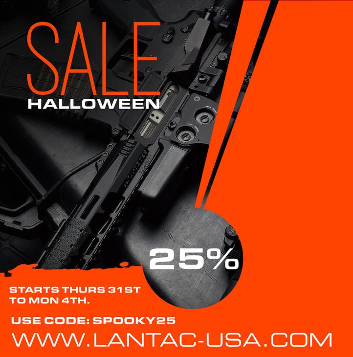 Lantac Halloween Sale....
