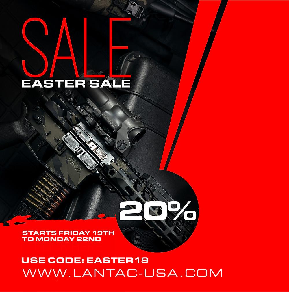 Lantac Easter 2019 Sale