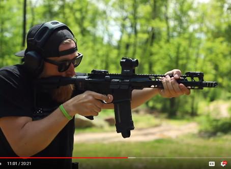 Talon Sei reviews the LA-SF15 UTP AR Pistol