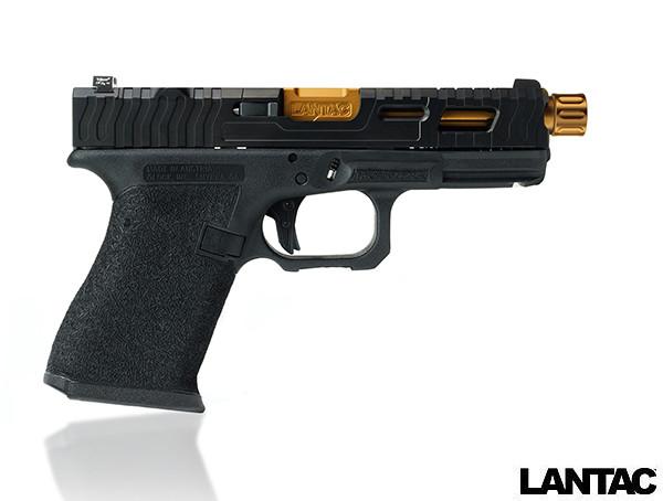Lantac Razorback Glock Pistol