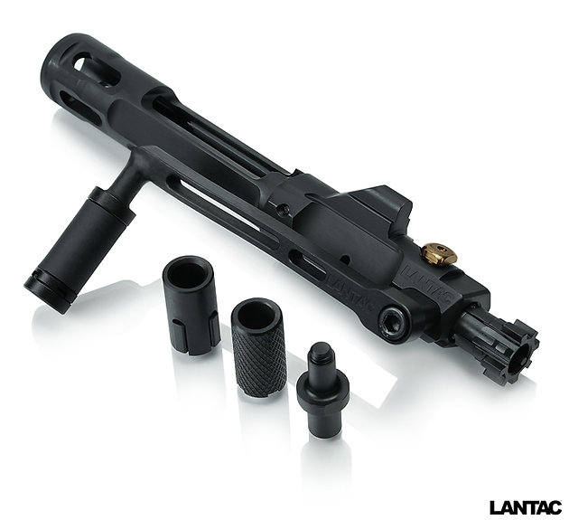 LANTAC Straight Pull Manual E-BCG