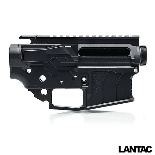 LA-XR15™ ONYX™ Billet Receiver Set