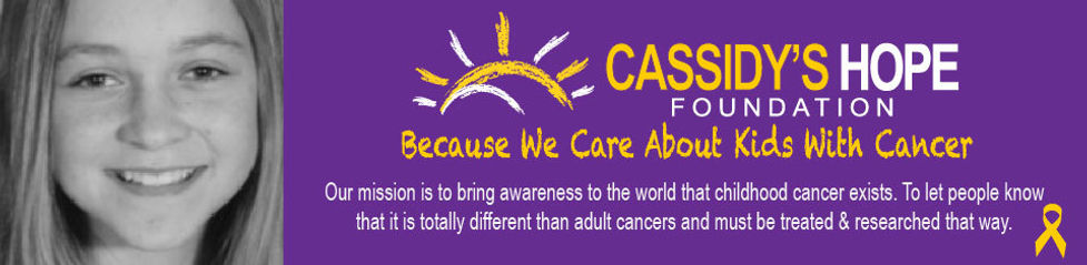 Cassidy's Hope Foundation