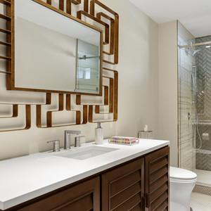Guest Bath - Palm Springs, CA