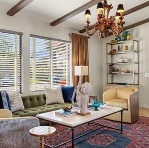 Living Room - Palm Springs, CA