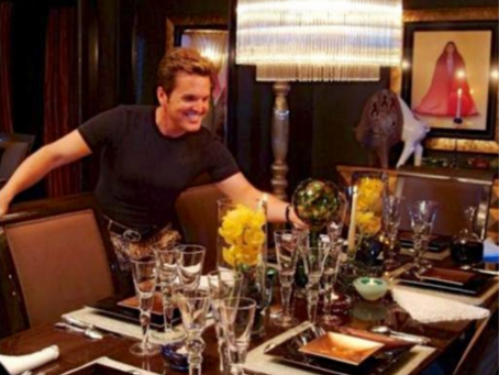 Dining With Style… Bringing It Home