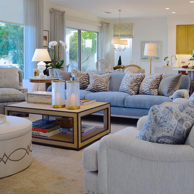 Living Room – La Quinta, CA