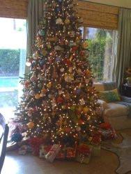Themed Christmas Trees Are Tacky!