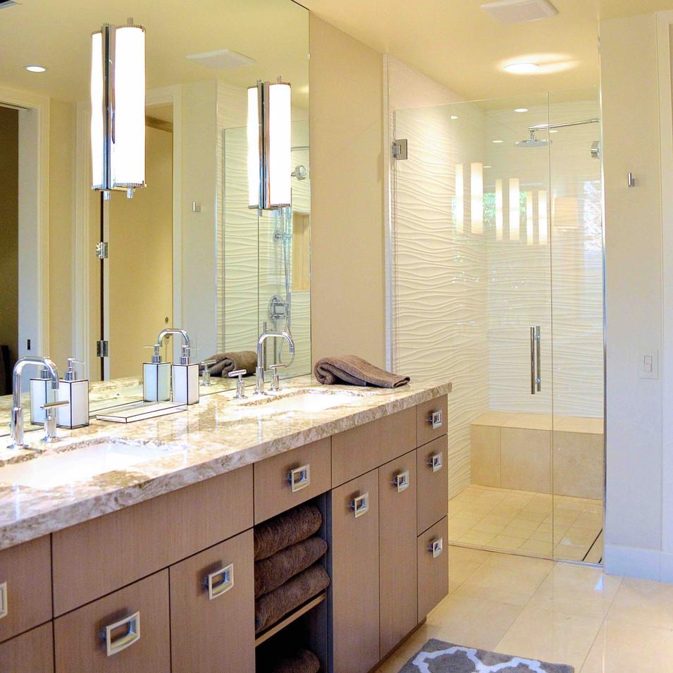 Rancho Mirage Guest Bath