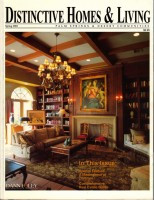 Distinctive Homes & Living Cover
