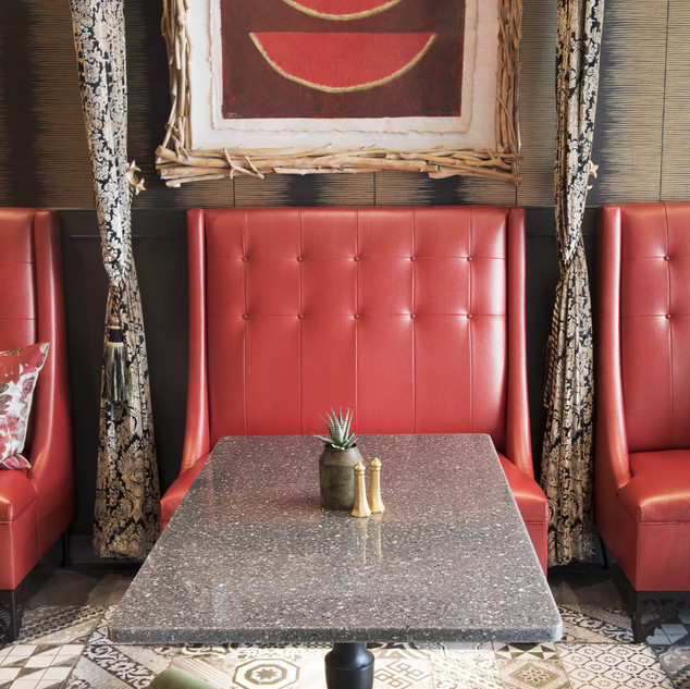 TacQuila Banquette