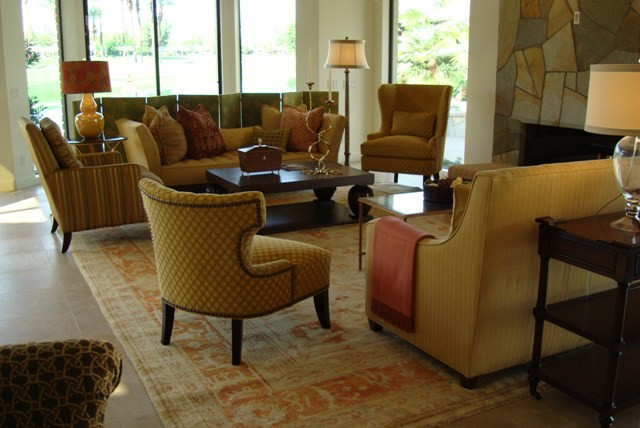 Rancho Mirage Country Club Living Room