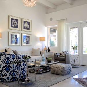 Living Room – South Palm Springs, CA