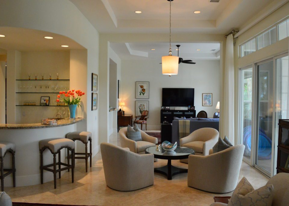 La Quinta Sitting Area