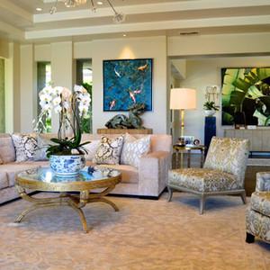 Living Room – Rancho Mirage, CA