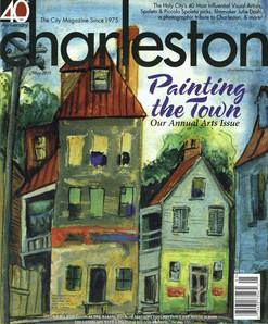 Charleston Magazine Cover