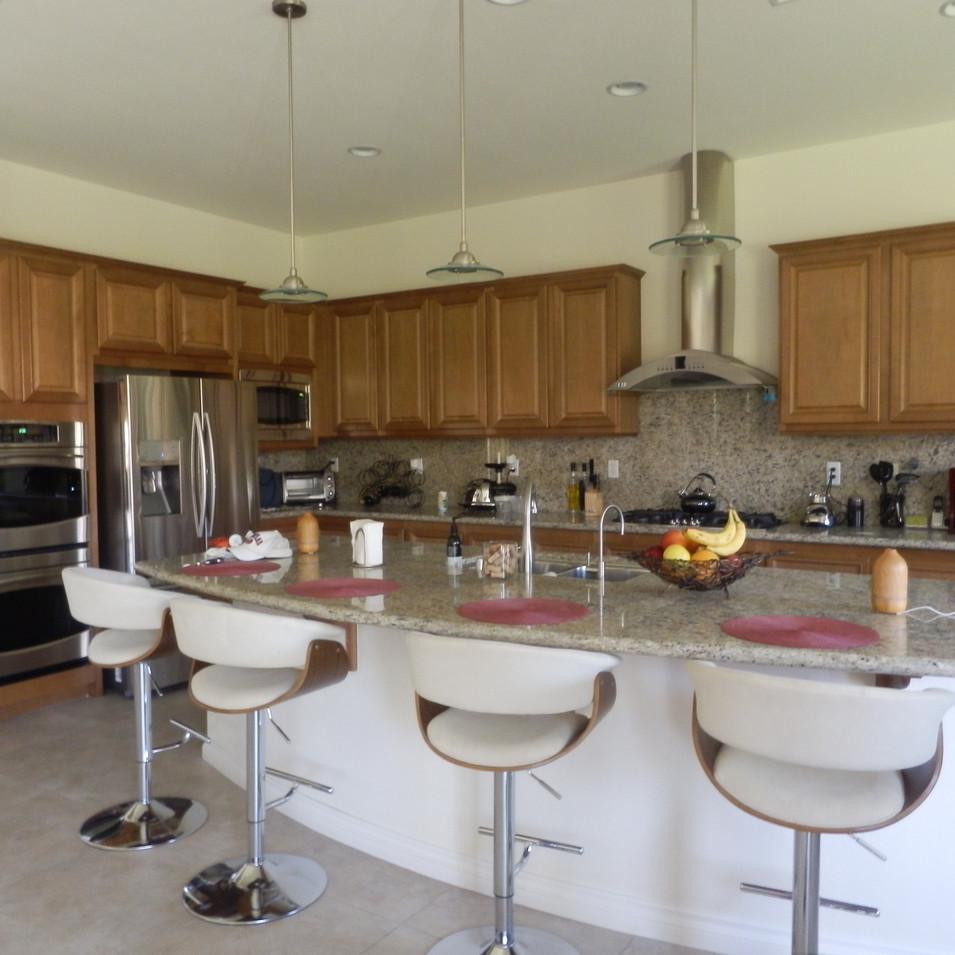Palm Springs Kitchen