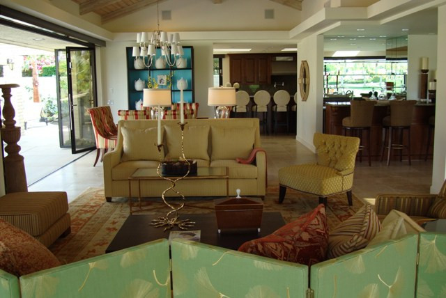 Rancho Mirage Country Club Dining Room