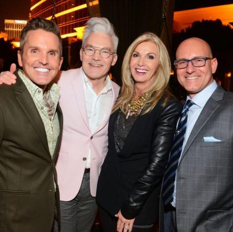 Dann Foley - John Douglas Eason - Donna Moss Designer Icon Party, Las Vegas, Spring 2015
